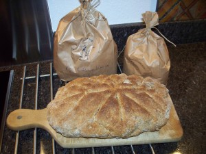 Ovenheerlijk Ierskarnemelkbrood